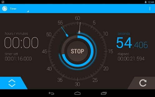 Stopwatch Timer - screenshot thumbnail