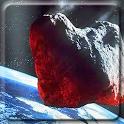 Russian Chelyabinsk meteorite icon