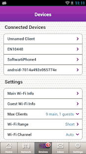 NETGEAR AirCard - screenshot thumbnail