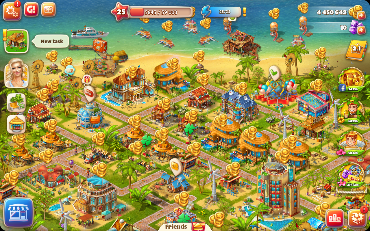 Paradise Island 2 Android Apps On Google Play