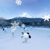 Mt. Fuji Crane Trial