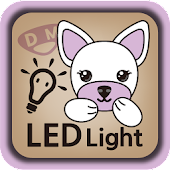 Purple Flash Light(LED, Torch)