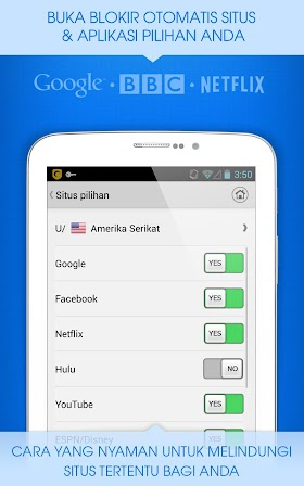 Hotspot Shield ELITE VPN Elite 3.5.5g APK