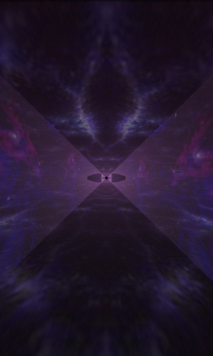 Runner in the UFO - Visualizer