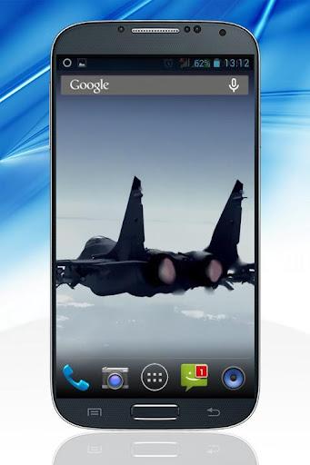 Fighter Jet 3D Live Wallpaper