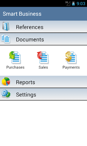 SmartBiz- invoice accounting