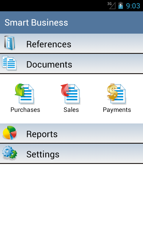Delta Receipt Smartbiz Invoice  Accounting  Android Apps On Google Play Billing Invoice Format Word with How To Make A Rent Receipt Pdf Smartbiz Invoice  Accounting Screenshot Walmart Receipt Maker
