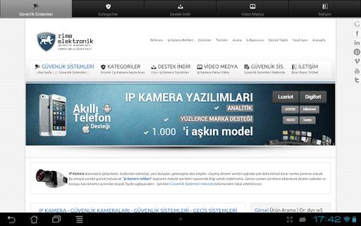 【免費購物App】Rima Elektronik Bilişim-APP點子