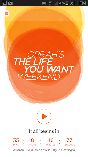 Oprah's The Life You Want App