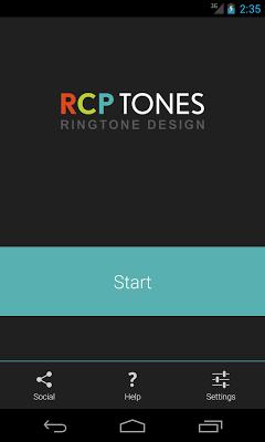 Ringtones Complete - screenshot