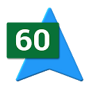 NavMeter GPS Maps speedometer mobile app icon