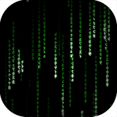 Matrix Effect Screensaver