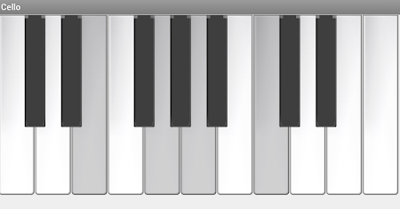 cello (piano) 1.4.0 screenshot 2089935