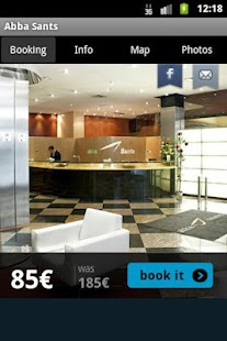 ReallyLateBooking - screenshot thumbnail