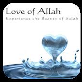 Love of Allah (Salah Book)