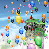 Balloons Live Wallpaper Full