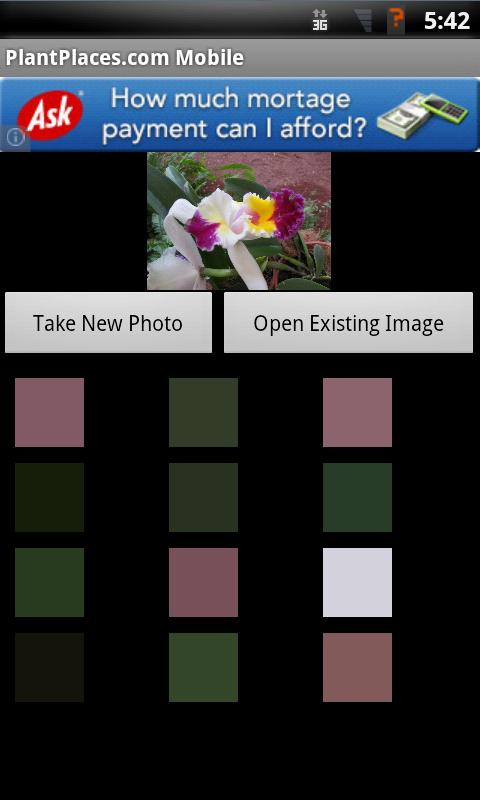 PlantPlaces.com Mobile- screenshot