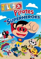 Julius Jr: Pirates and Superheroes