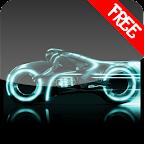 Tron 3D lightcycle racing+HD