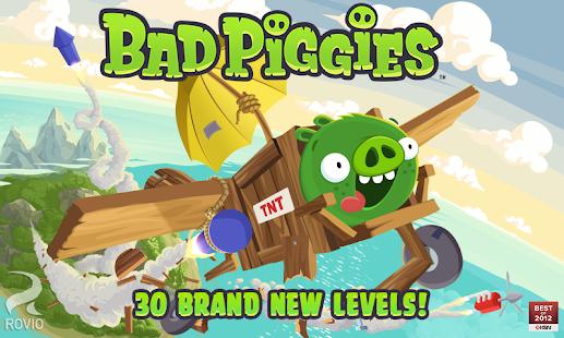 Bad Piggies HD Screenshot 21