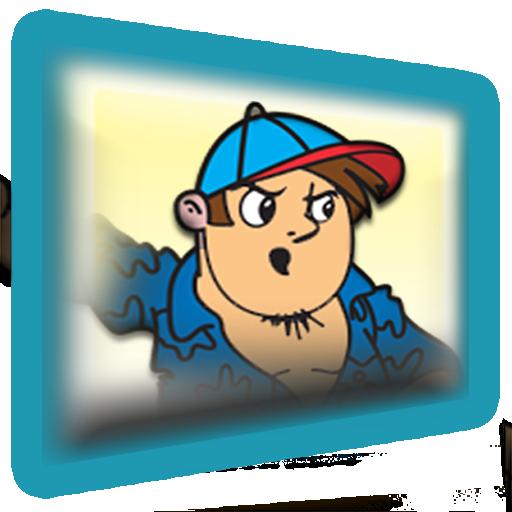 Funny Game - Man vs Lice PRO LOGO-APP點子