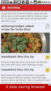Sweet'N'Spicy - Indian Recipes - screenshot thumbnail