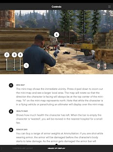 Grand Theft Auto V: The Manual- screenshot thumbnail