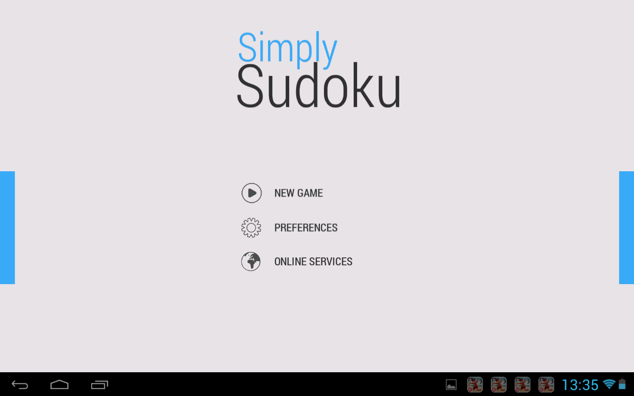 Simply Sudoku- screenshot