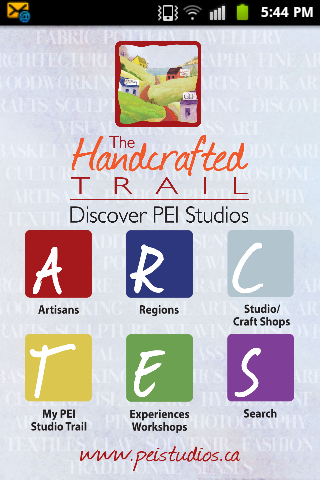 The Handcrafted Trail