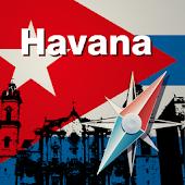 Havana Map