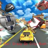 taxi crazy go city rush 1.0