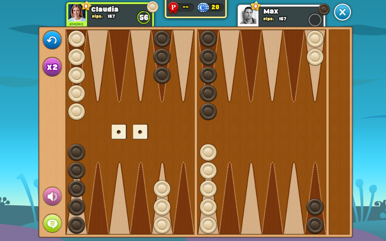 Online Backgammon Rules UK