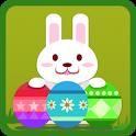 Easter Rabbit GO LauncherEX Th icon