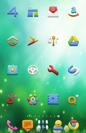 3D Marmo - icon pack