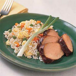 Chinese-Barbecued Pork Tenderloin.