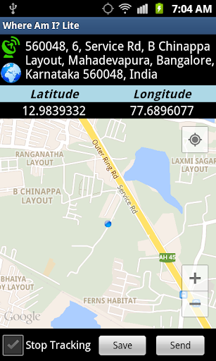 GPS Location Manager