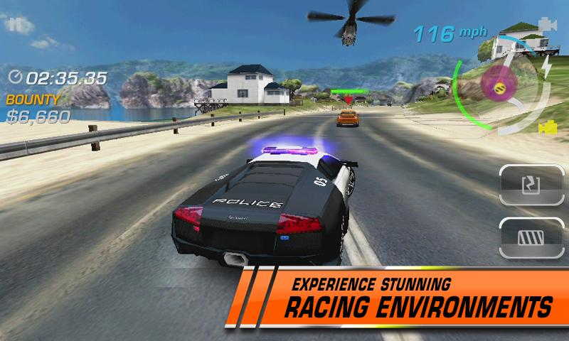 Need for Speed Hot Pursuit v1.0.89 (Unlocked) APK [LATEST] - screenshot
