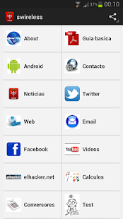 Seguridad wireless - screenshot thumbnail