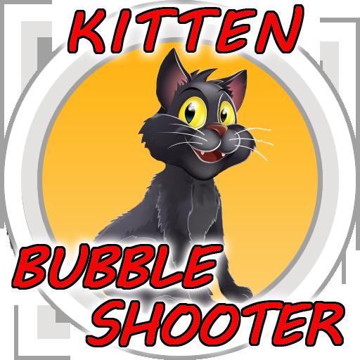 Kitten Bubble Shooter 街機 App LOGO-硬是要APP