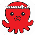 Octopus-Kun Game for kids icon