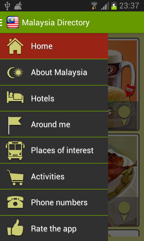 Malaysia Directory - screenshot