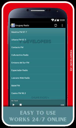 Uruguay Radio - Live Radios