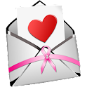SMS d'amour icon