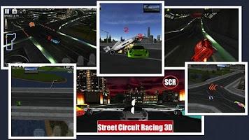 Screenshot of Street Circuit City Speed Race