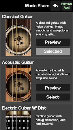Real Guitar - Guitar Simulator 4.0.3 screenshot 633769