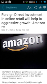 The Economic Times News Screenshot 10