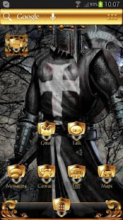 Black Knight ADWTheme- screenshot thumbnail