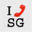 I Call SG logo