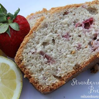 Strawberry Lemon Bread