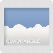 Quadrangle Go Adw Apex Theme
